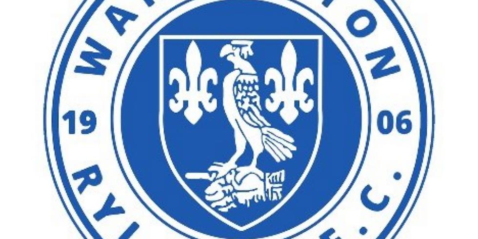 Warrington Rylands 1906 F.C. vs Colne F.C.