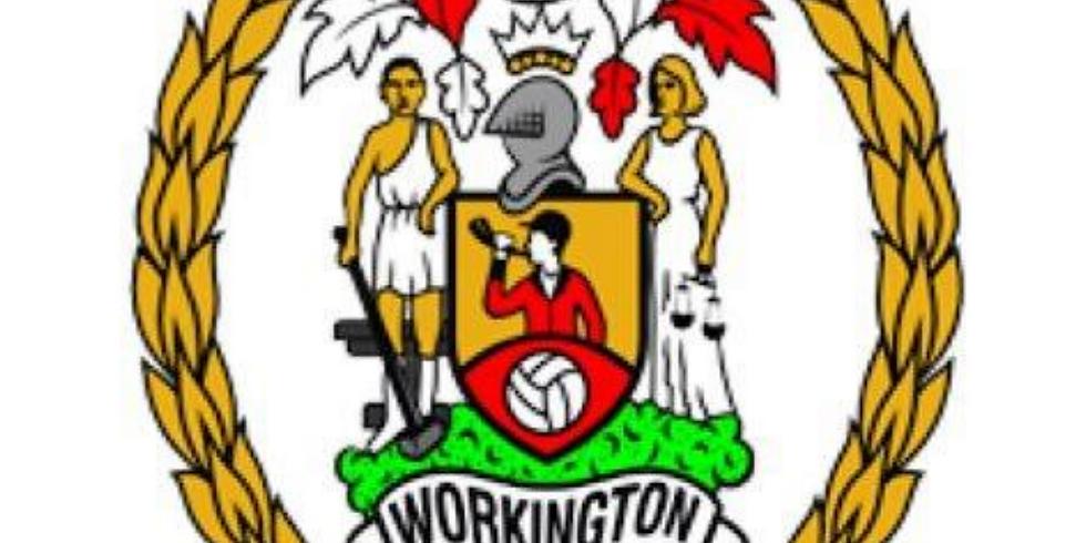 Workington AFC vs Colne F.C.