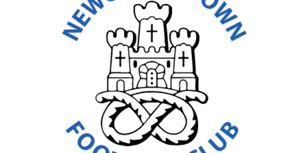 Newcastle Town F.C. vs Colne F.C.