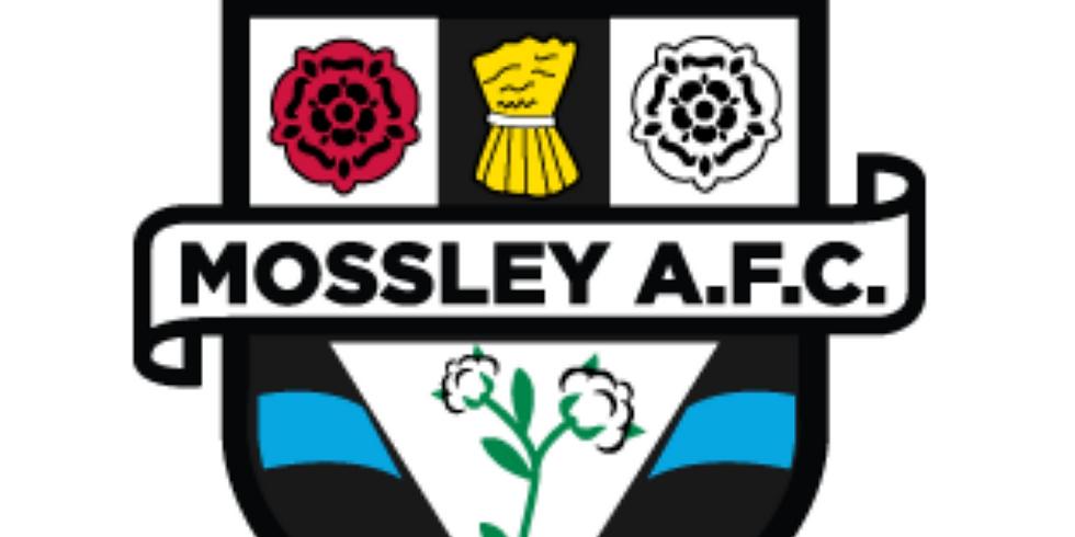 Mossley A.F.C. vs Colne F.C.