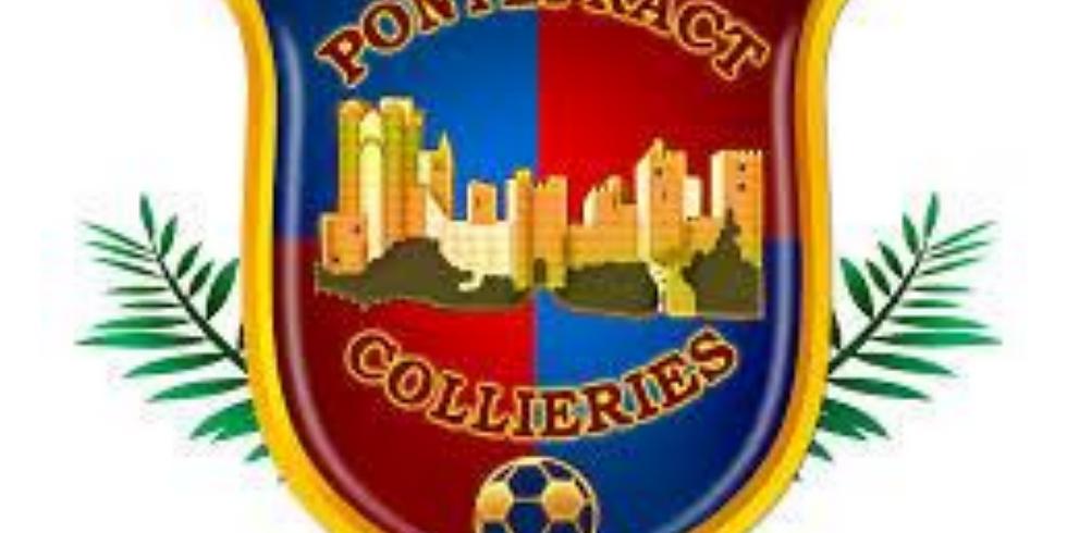 Pontefract Colleries F.C. vs Colne F.C.