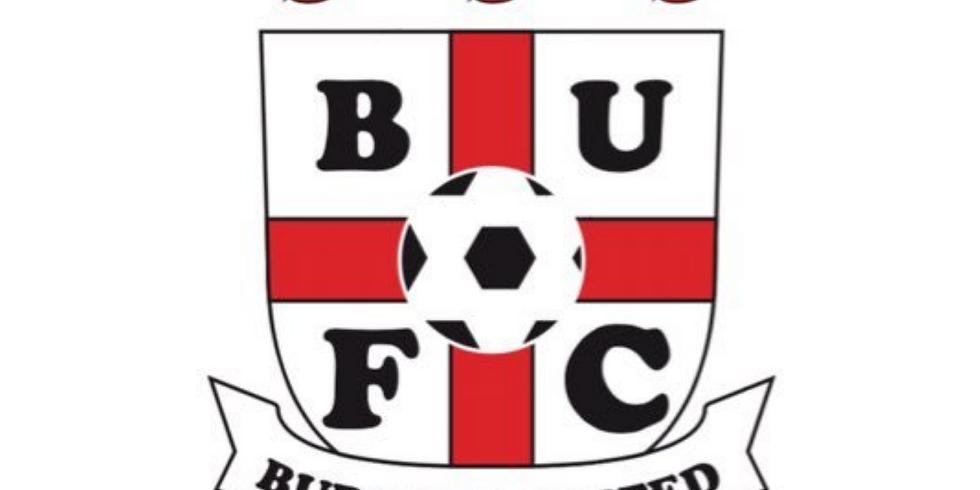 Burnley United F.C. vs Colne F.C.