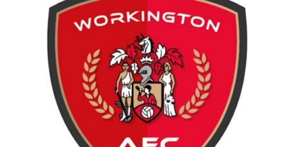 Workington A.F.C. vs Colne F.C.