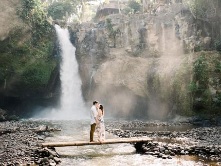 Sexiest Honeymoon Resorts in Ubud, Bali