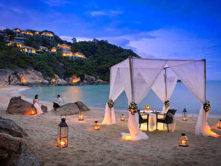 Sexiest Honeymoon Resorts in Koh Samui