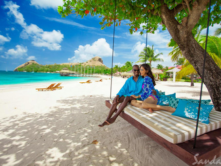 Sexiest Honeymoon Resorts in St. Lucia