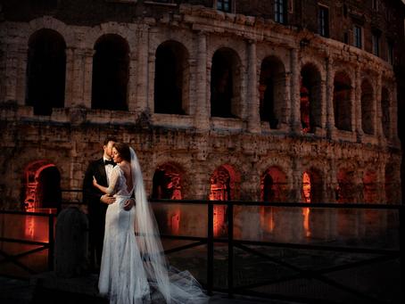Sexiest Honeymoon Hotels in Rome