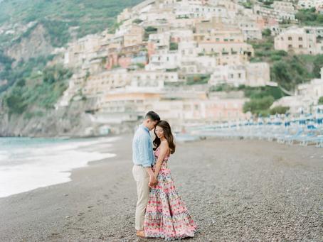 Dreamiest Honeymoon Hotels on the Amalfi Coast
