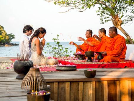 The World's Most Romantic & Luxurious Honeymoon Resorts (Part 1)