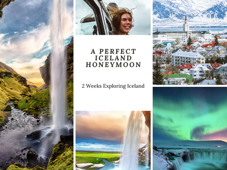 A Perfect Honeymoon in Iceland