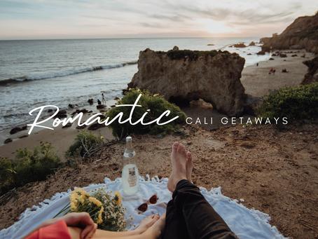 Romantic California Honeymoon Adventures