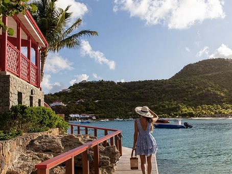 Sexiest Honeymoon Resorts in St Barths