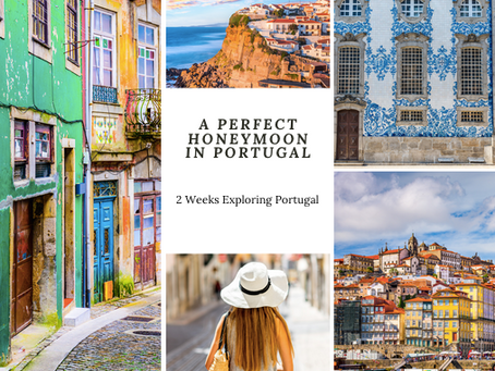 A Perfect Honeymoon in Portugal