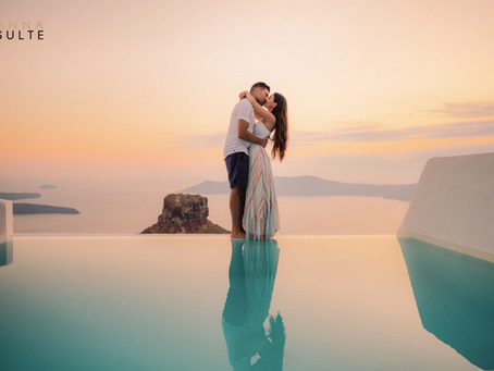 Sexiest Resorts in Greece with Cave Pool Suites