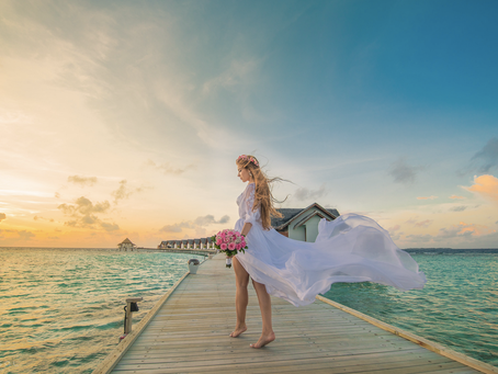 Honeymoon Spots for Every Budget:  Ultra-Luxe