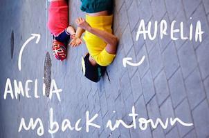 #usbackintown #aureliaiamelia _Foto _nor