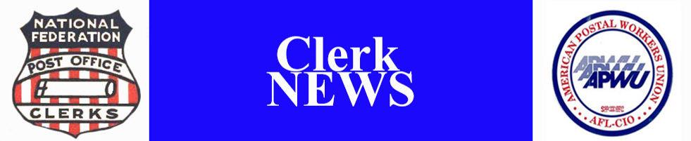 NWIAL Clerk News APWU