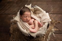 NJ Newborn Boy Photo