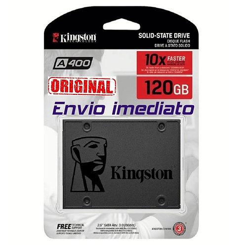 Hd Ssd  Kingston A400 Sata Iii Sa400s37- 120GB - 1TB