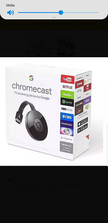 Chromecast Chormecast 2 Edição 2021 Hdmi Original
