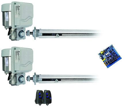 Kit Motor Duplo Basculante Flash 1/3cv Peccinin - Agile S