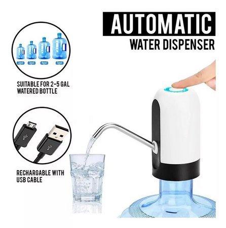 Bebedouro Elétrica Água P Galão