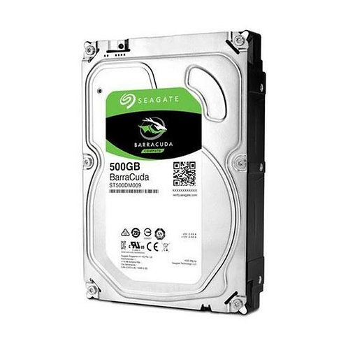 Hd Seagate  SATA 3.0 Gb/s 500GB / 1TB/2TB