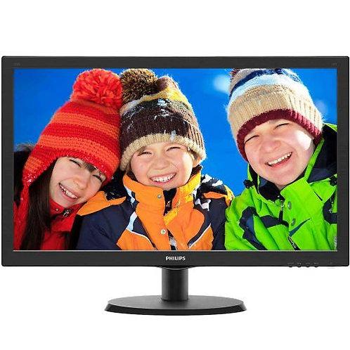 Monitor LED 21.5 Philips 223V5LHSB2 FullHD 1920X1080 5MS (1xHDMI / 1xVGA / VESA)
