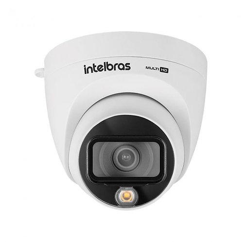 Câmeras Dome intelbras 2.0 20m Vhd 3220 D Full Color