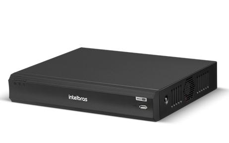 HVR Intelbras FULLHD 1080 P 3016 Multi HD 16 Canais