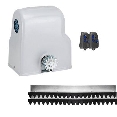 KIT Motor Portão Deslizante MAX 3/4HP ou 1 HP 1.800 Kg- Peccinin 220v