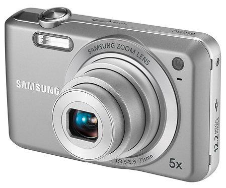 Câmera Fotográfica Samsung ES70
