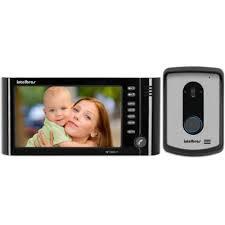 Video Porteiro Iv 7010 Hf Completo Preto Intelbras