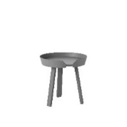 Muuto Table Aroung grey, small