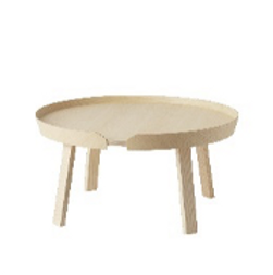 Muuto Table Aroung ash, large