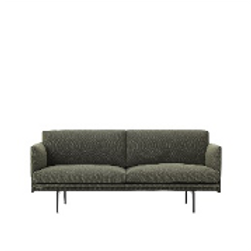 Muuto Sofa Outline Fabric 2er