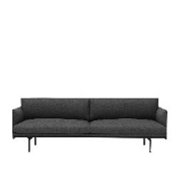 Muuto Sofa Outline Fabric 3er