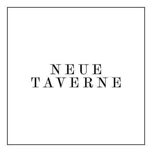 NEUE TAVERNE | GUTSCHEIN | 100 CHF