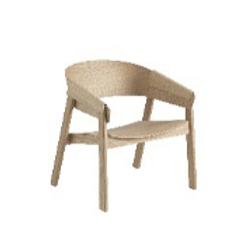 Muuto Cover Lounge Chair Ash