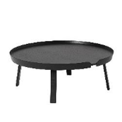 Muuto Table Aroung black,XL