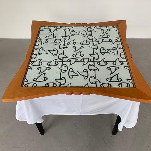 SAM PORRITT, TABLE DRAWING, 2020