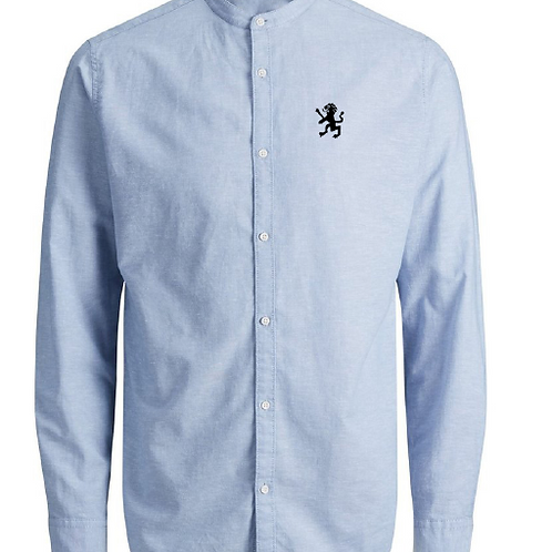 No/one Oxford Shirt Baby Blue