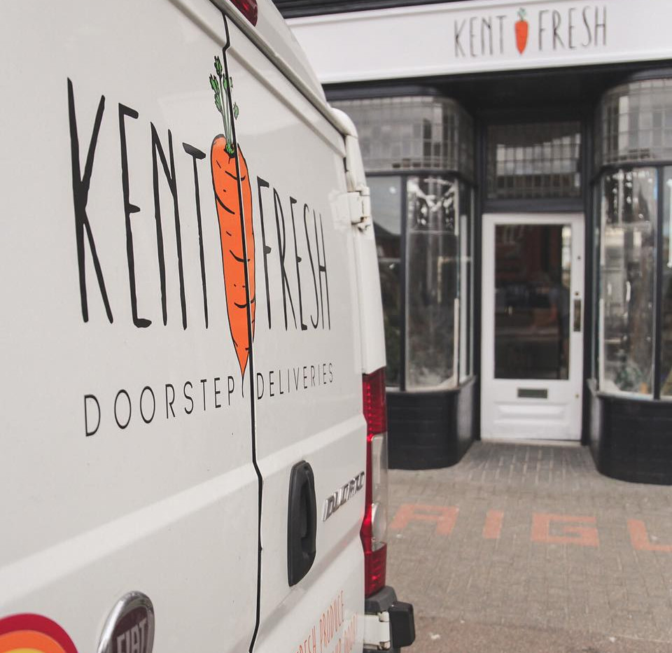 Kent Delivery Service