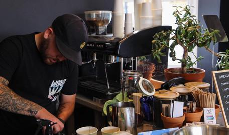 Kent coffee freshly ground