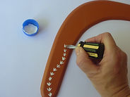 Boomerang Native Art Blank Boomerangs Education