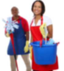 Two Cleaners