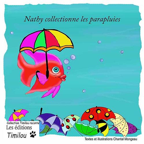 Nathy collectionne les parapluies - ePub