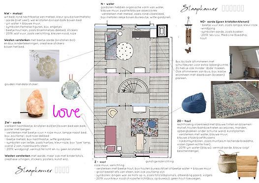 Indeling slaapkamers met Feng Shui tips