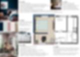 holistisch interieurplan slaapkamer