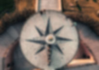 klassieke Feng Shui kompas